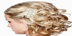تسريحات الشعر الطويل المفتوح والقصير