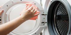 تنظيف غسالة الملابس الاتوماتيك