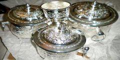 وصفات منزلية لتنظيف وتلميع الفضة