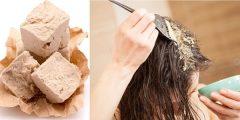 فوائد الخميرة لفرد الشعر